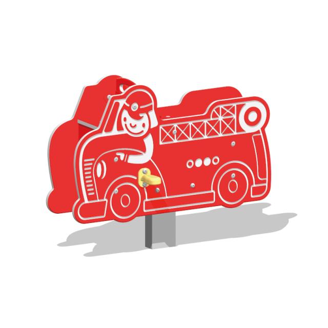 スイング遊具 消防車