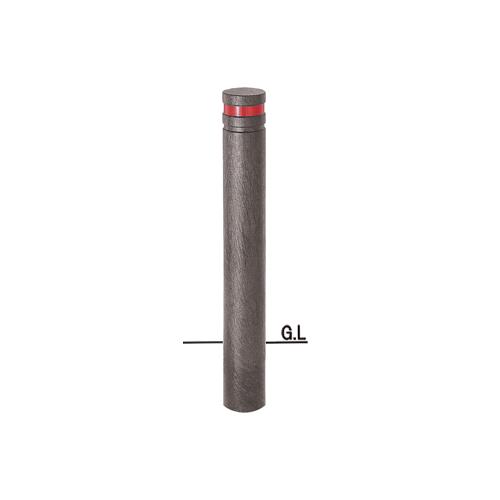 エコバリカーφ115×H850ブラウン