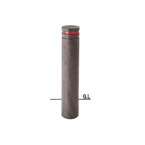 エコバリカーφ165×H850ブラウン