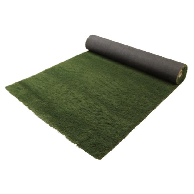 透水性人工芝ブラッシュタイプ 40mm W1830×L5000