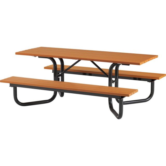 テーブルベンチ・ユニバーサルデザイン