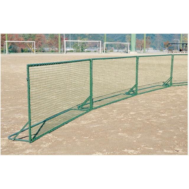 ソフトボール用簡易内野フェンス