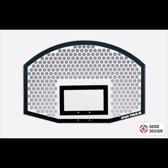 バスケットアルミパンチングボード「扇型」