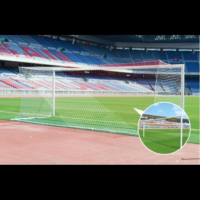 サッカーゴール 埋込式 サブポールタイプ 一般用(ターフトレイ対応)