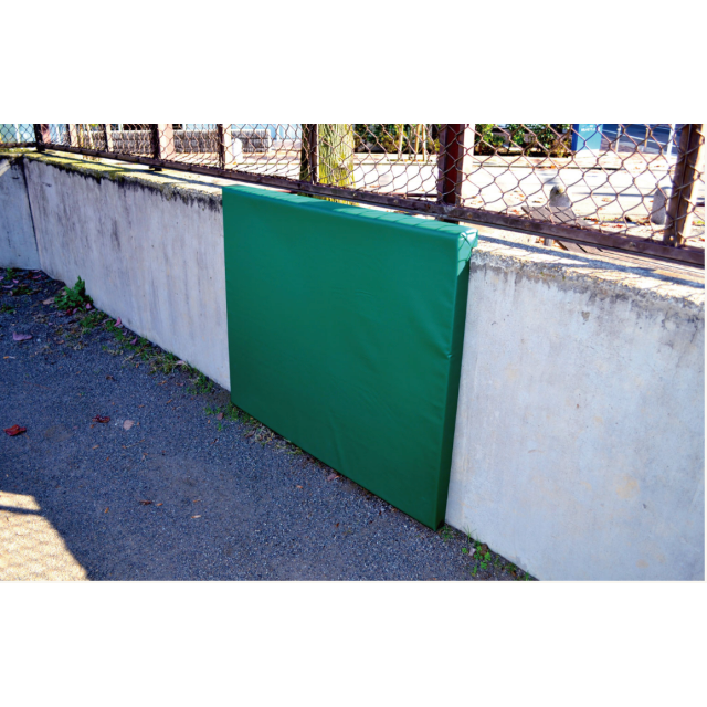 簡易壁面防護マット(貼るだけタイプ)