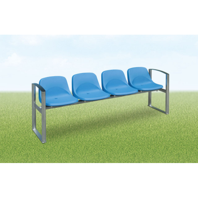 ブローベンチ背付き