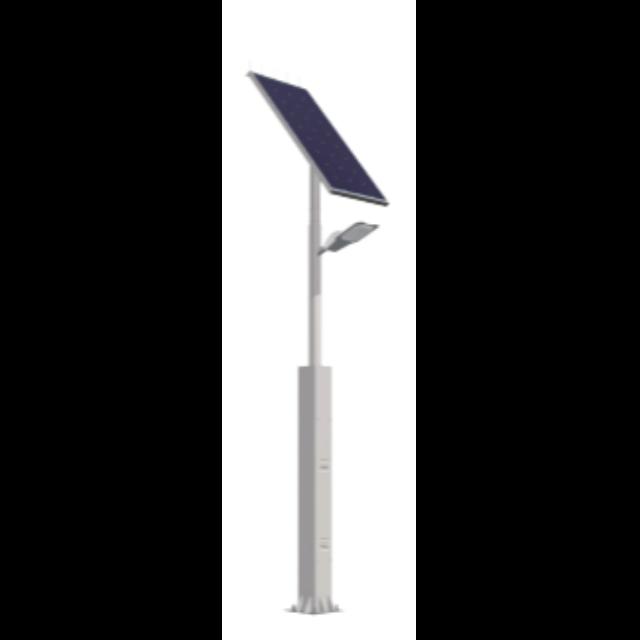 広配光型ソーラーLED照明灯(SLK灯具タイプ)