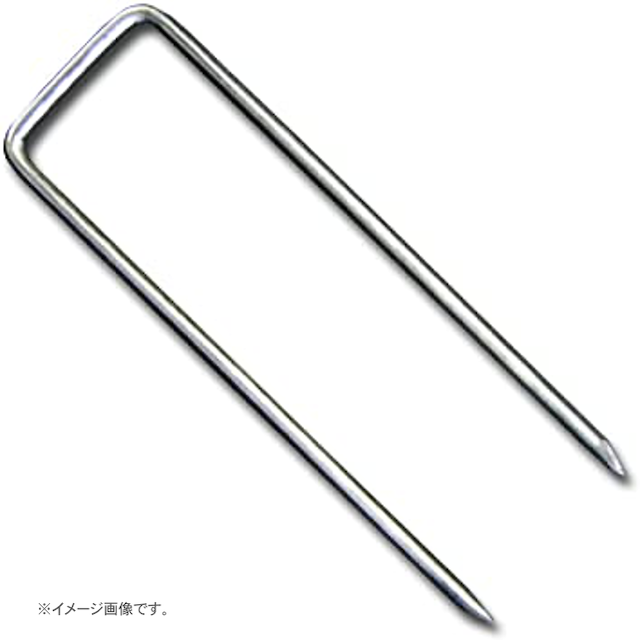 ジオフリース®防草シート専用【コ型止めピン】