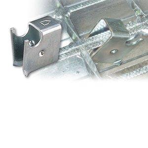 スチールグレーチング専用連結金具Uクリップ