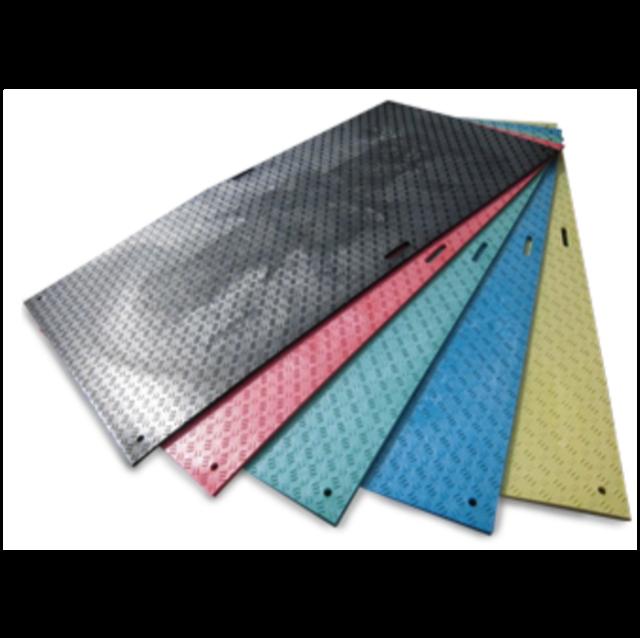 樹脂製養生用敷板Wボード