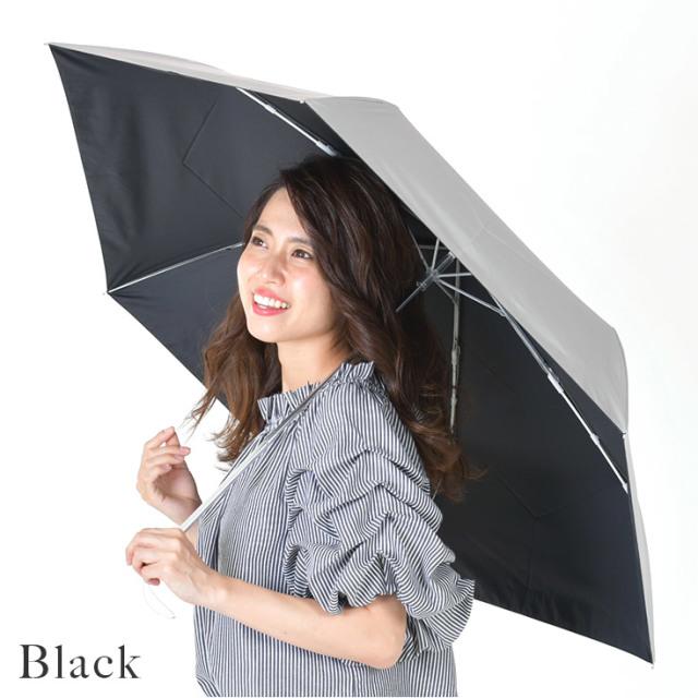 ひんやり-18℃折りたたみ日傘
