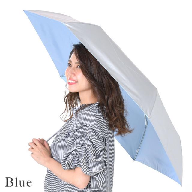 マイナス18℃ひんやり折りたたみ日傘