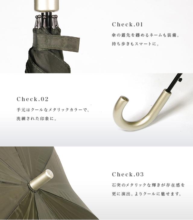 75cmメンズ大きいジャンプ傘