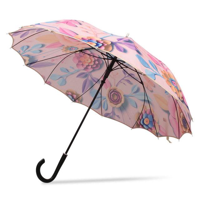 桜骨16本骨傘
