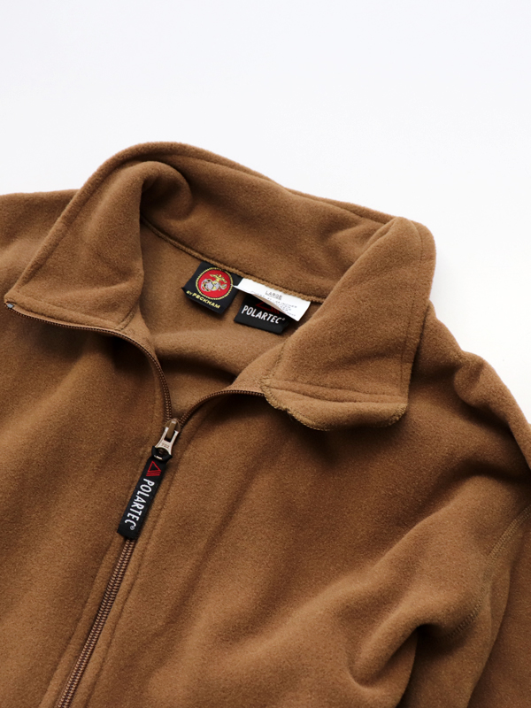 DEADSTOCK USMC Polartec Fleece by PECKHAM