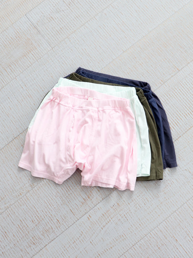 【30%OFF】Ohh! SuperFine Cotton Boxer Trunks