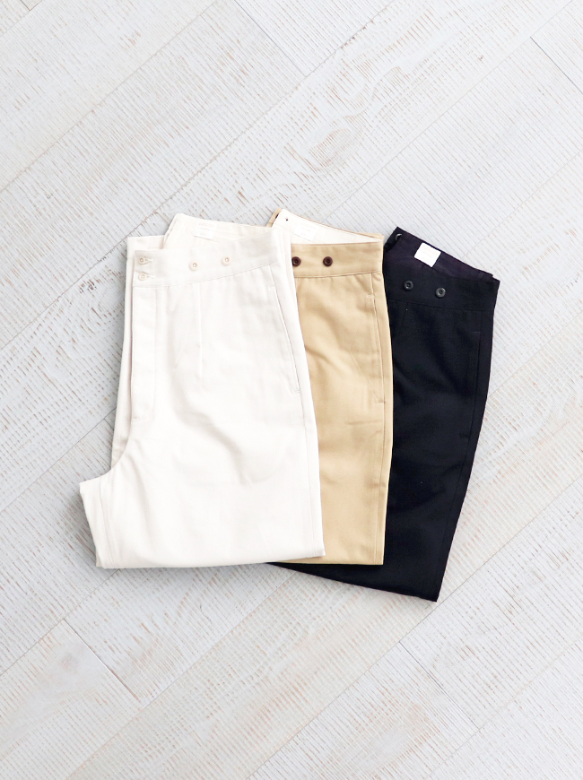 PHLANNEL SOL  Chino Trousers FW-128