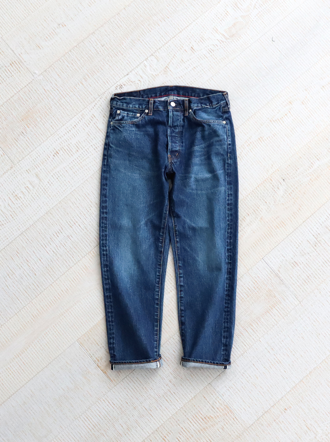 Ordinary fits ANKLE DENIM PANTS - NEW 1 YEAR WASH