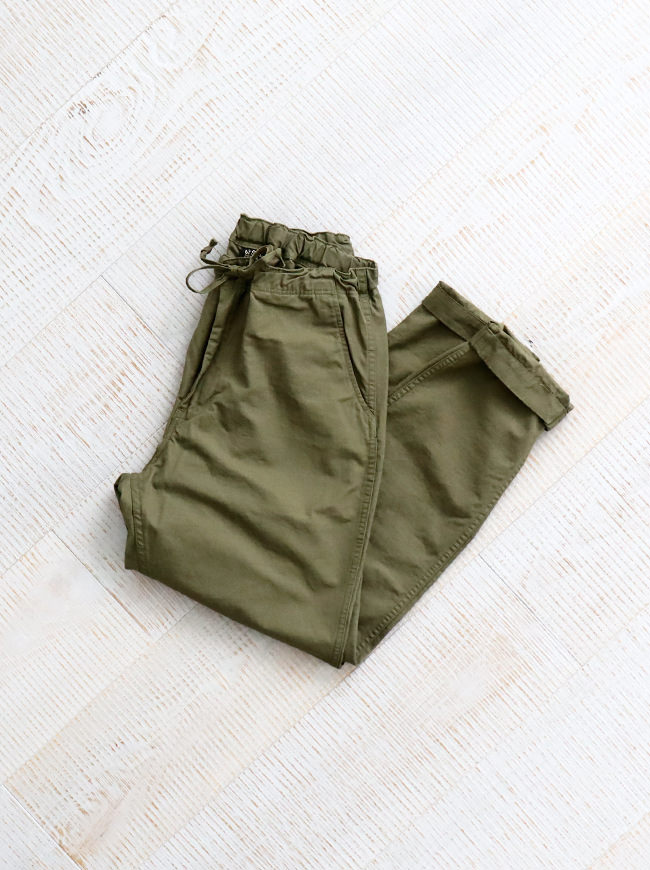 orSlow New Yorker -Army Green