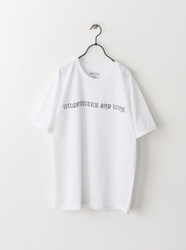 SOUTH2 WEST8 S/S Crew Neck Tee - WILDFLOWERS AND WINE