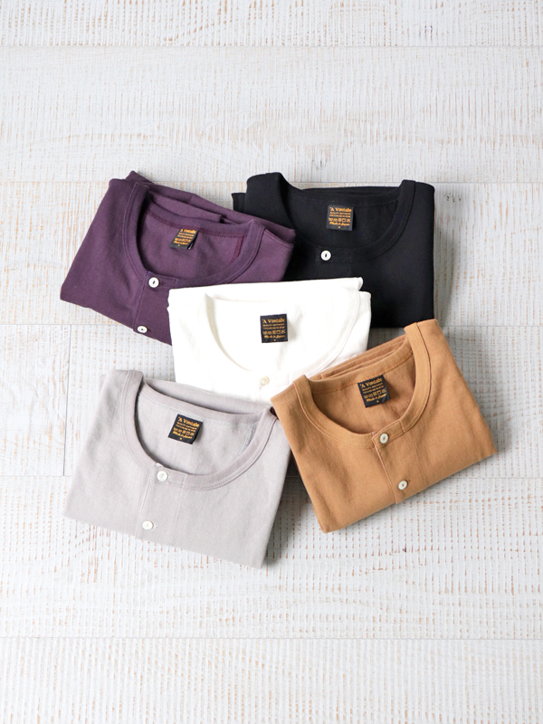 A Vontade 1/2 Sleeve Classic Henly Shirts