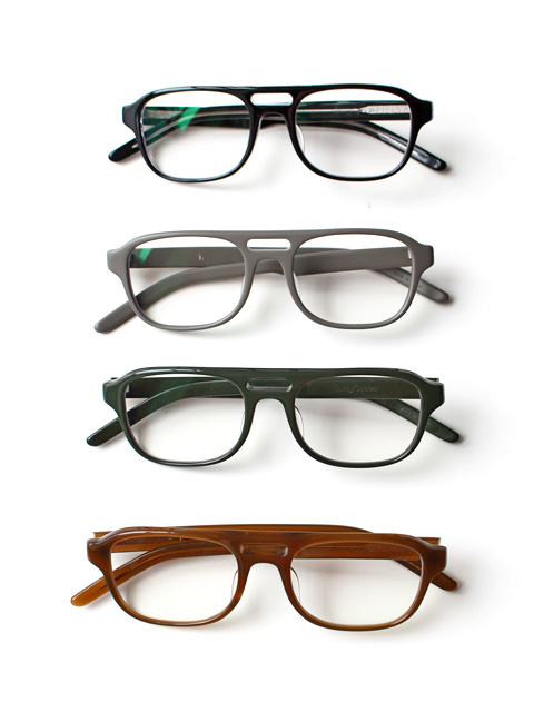 "Buddy Optical ""p""(ピアノ) Collection  眼鏡 - h (ハー) -"
