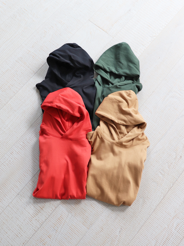 CURLY CLOUDY HS PARKA