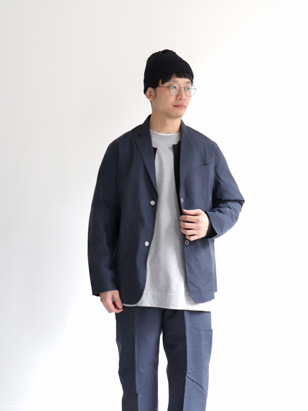 DESCENTE PAUSE SEAMTAPED JACKET