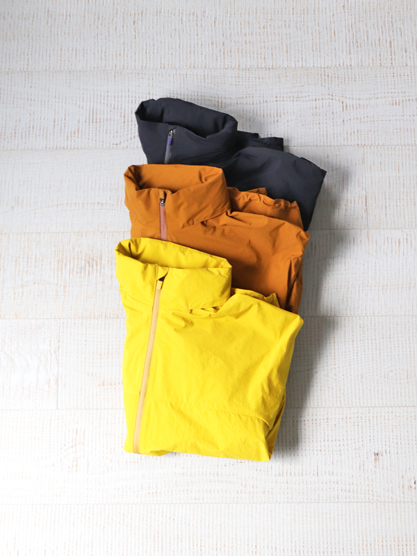 DESCENTE PAUSE ZIP UP PARKA