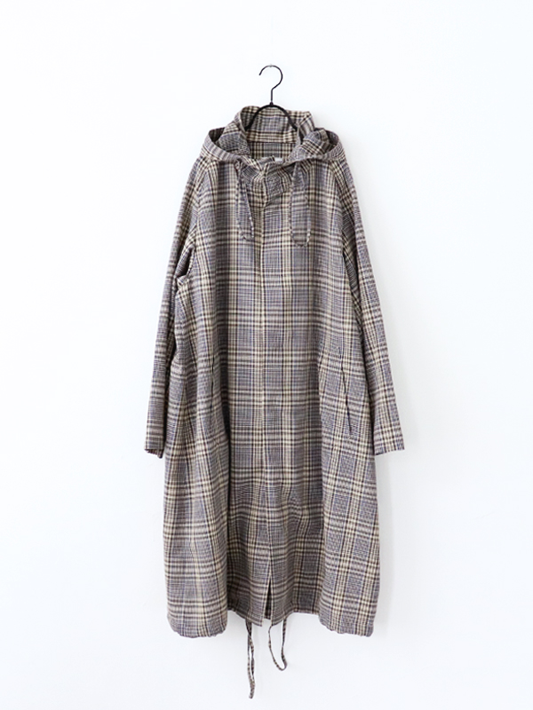 Phlannel  Wool Mesh Bench Coat