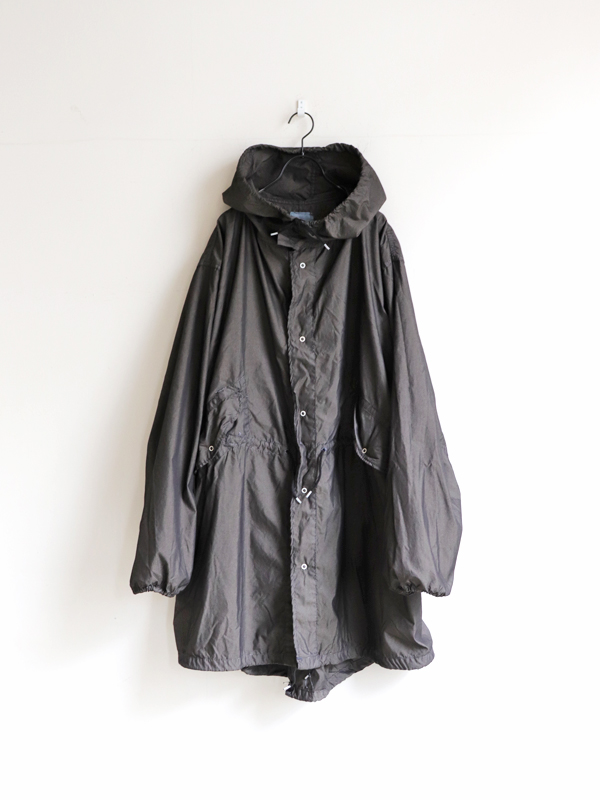 (DEAD STOCK)US ARMY SNOW CAMOUFLAGE FISHTAIL PARKA -OVERDYE