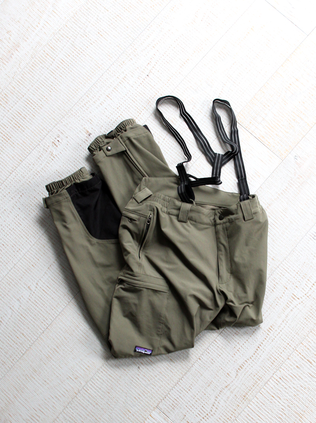 DEADSTOCK Patagonia MARS Softshell Guide Pants