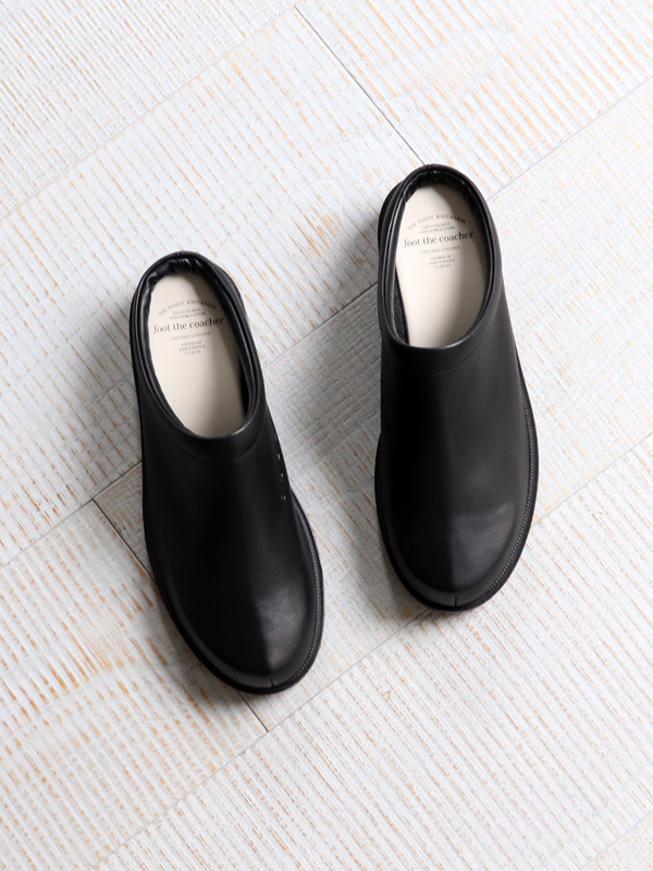foot the coacher MINIMAL CLOG