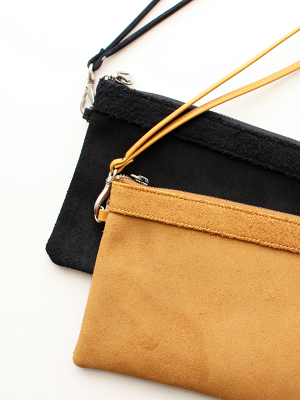 hobo Cow Leather Pouch