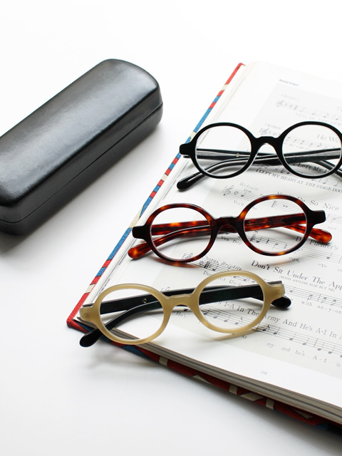 "Buddy Optical ""p""(ピアノ) Collection  眼鏡 - c (ツェー) -"