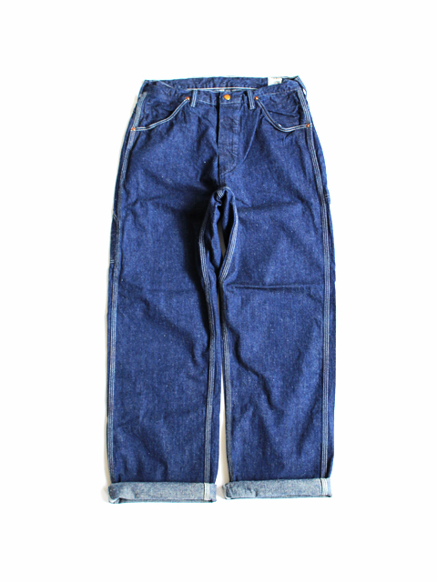 orSlow オアスロウ Painter Pants - One Wash -