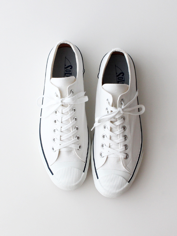 SOLS OXFORD -WHITE
