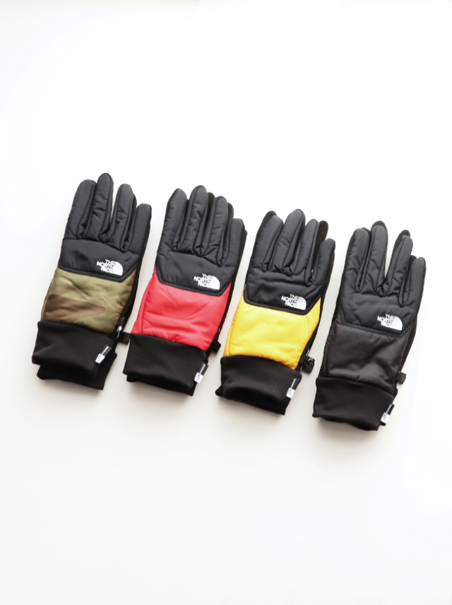THE NORTH FACE Nuptse Etip Glove