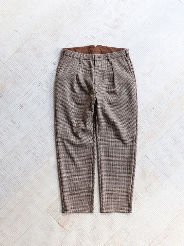 CURLY ADVANCE TROUSERS