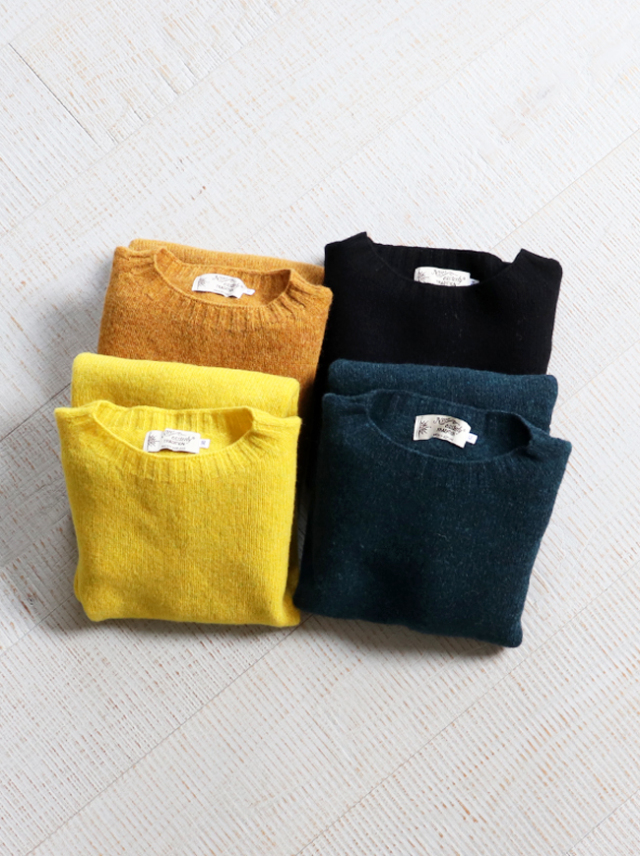 Nor'Easterly L/S CREW NECK