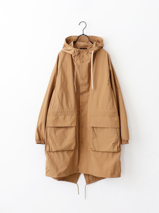A Vontade Fishtail Shield Parka