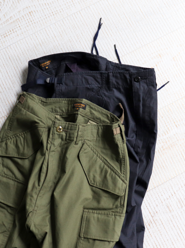 A Vontade M-51 Trouser -Modify