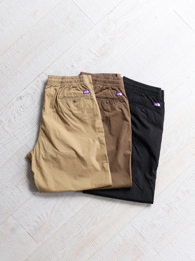 THE NORTH FACE PURPLE LABEL Ripstop Shirred Waist Pants