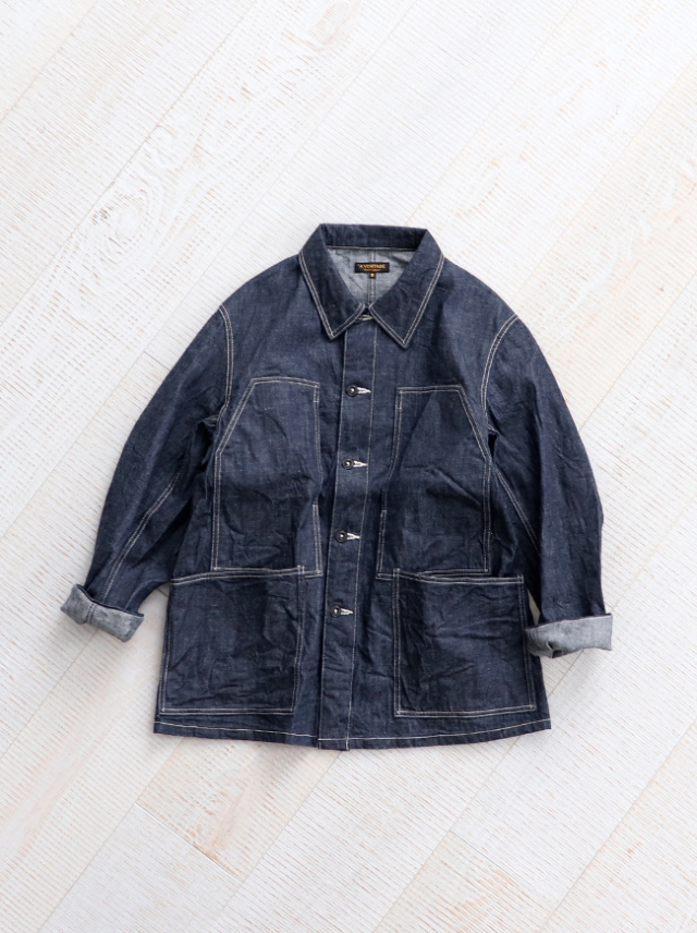 A Vontade PW Denim Coveralls