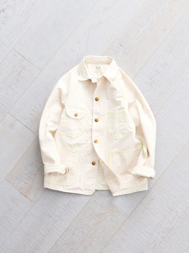 orSlow 50's Coverall -ナイモノねだり