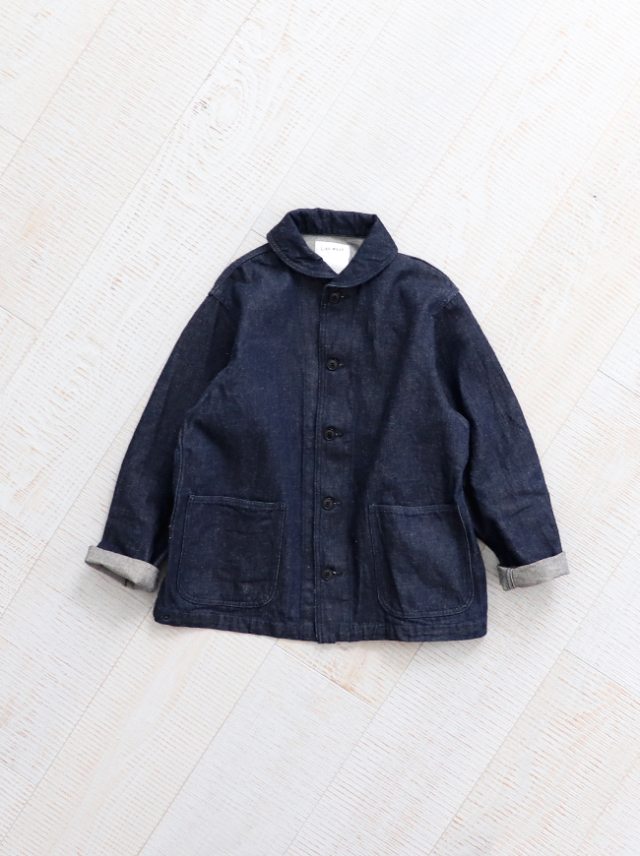 YAECA LIKE WEAR US NAVY DENIM COVERALL