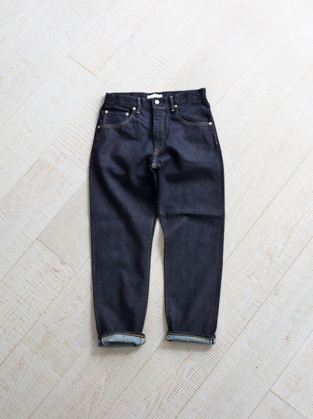 Regular Tapered Denim -Washi HTK-20002