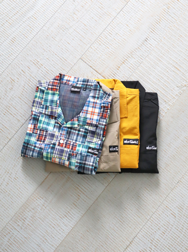 WILD THINGS S/S CAMP SHIRT