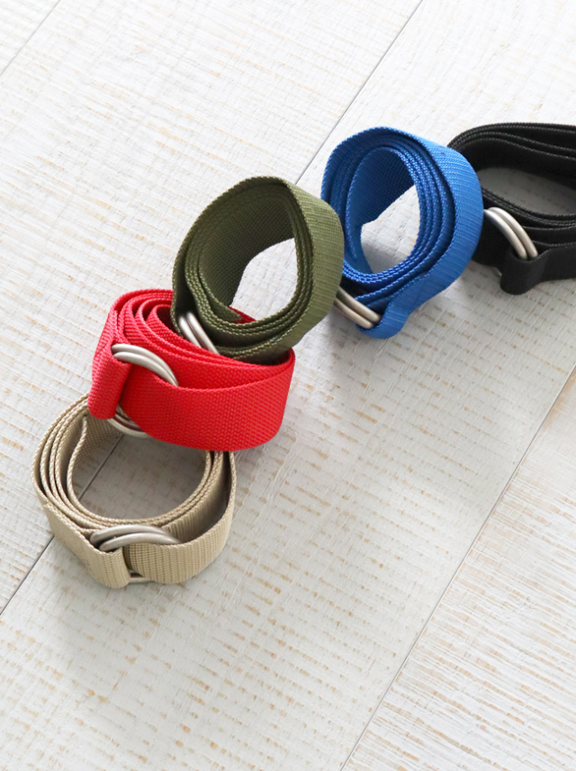 WILD THINGS DOUBLE RING BELT