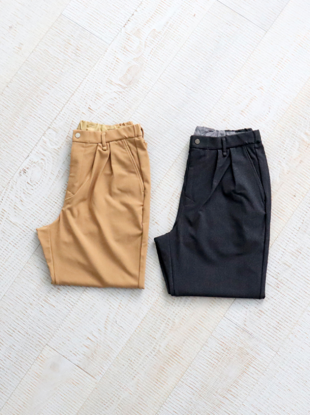 "CURLY BOUNCE TROUSERS ""Plain"""